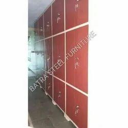 Office Steel Almirah Wall Fixing
