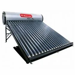 200 LPD Racold Solar Water Heating System