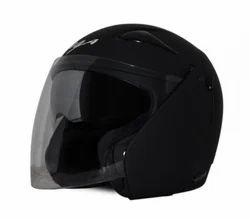 Vega Eclipse Matt Black Helmet (M/580MM)