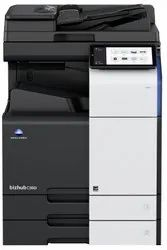 A3 Windows XP Konica Minolta Bizhub C360i, 230 volts, Memory Size: 8 Gb