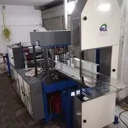Single Color Single Embossing Tissue Paper Making Machine