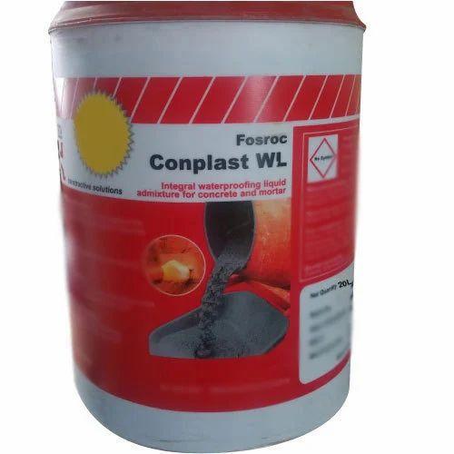 Conplast Wl Integral Admixture
