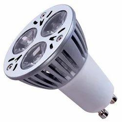 Aluminum LED Spot Light, Shape: Round