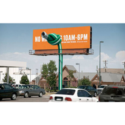 Billboard Flex Printing (Hoardings)