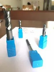4 Flute End Mill Cutters