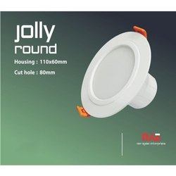 5 Watt Jolly Round Downlight Housing
