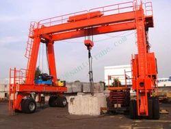 Rubber Tyred Gantry Crane