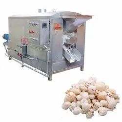 Makhana Batch Roasting Machine