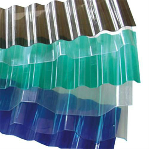 Color Polycarbonate Roofing Sheet, PC Roof Sheet, PC Roofing Sheets ...