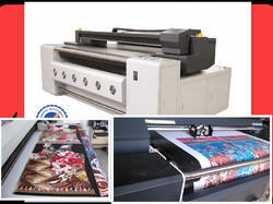 Fabric Digital Offset Printing Services