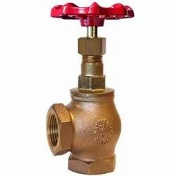 Brass G M Angle Valves, For Water