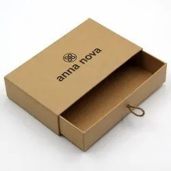 Brown Printed Duplex Paper Box, for Packaging