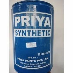 Polyurethane Oxford Blue Enamel Paint