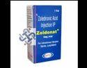 Zoldonat Zoledronic Acid 4mg Injection, Packaging Type: Vial