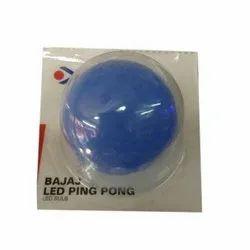 Round Cool daylight 0.5W Bajaj LED Bulb