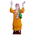 Sai Baba Fiber Statue