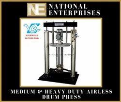 Drum Press Equipment