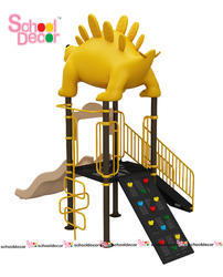 Play Ground Multi Play System for School