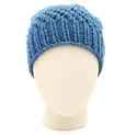 Netted Beanie Storm Blue