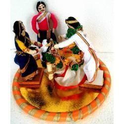 Muhurtham Hand Golu Doll