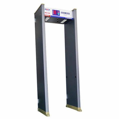 Security Door Frame Metal Detector at Rs 90000 /piece | metal ...