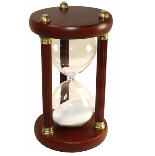 wooden sand timer at rs 325 piece wooden sand timer id 11001171112