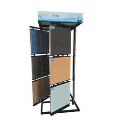 Vertical Tiles Display Stand
