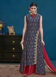 Latest Designer Reception Wear Salwar Suit
