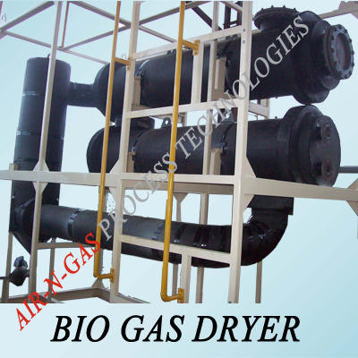 Bio Gas Purification Dryer