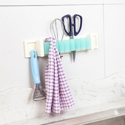 Wall Mount Kitchen Mighty Rack for Serving Spoons