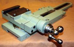 Lathe Machine Compound Slides
