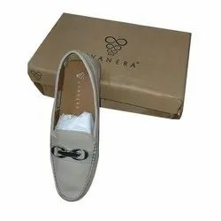 Plain Loafers Uvanera Gray Casual Women Shoes
