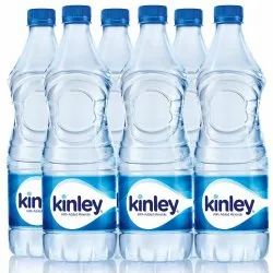 Coca-Cola Kinley Mineral Water, Packaging Size: 1 Liter, Packaging Type: Carton Box