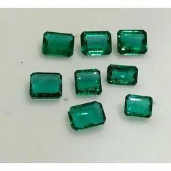 LE Emerald Zambian Stones