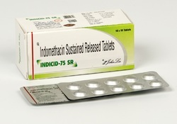 Indomethacin Sustained Release Tablets