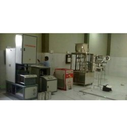 Semi-Automatic Pet Blow-Molding Machine