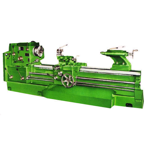 Drum Pulley Lathe Machine (Base Type)