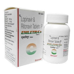 Lopinavir & Ritonavir Tablets IP