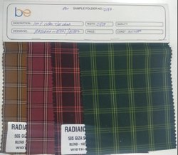 COTTON YARN DYED CHECK FABRIC