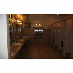 Restroom Cubicle