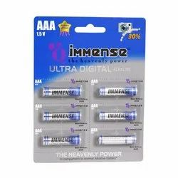 LR03 AAA Ultra Digital Alkaline Battery