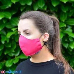 Adjustable Reusable Cotton Face Masks