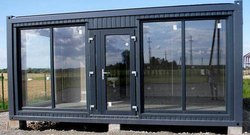 Portable GI Office Cabin