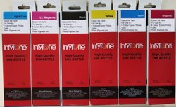 Infytone T673  Epson Compatible Photo Pigment Ink Bottle Set