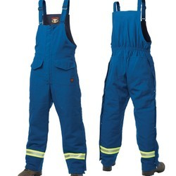 Industrial Worker Dungaree Jumpsuit