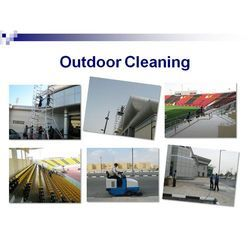 Outdoor Cleaning Service