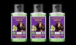 Herbal Natural Secure Healthcare Hair Oil 300 mL Pack Of 3