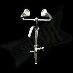 Faucet Mounted Safety Eyewash