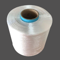 White Industrial Polyester Yarn For Embroidery, Garments