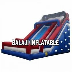Balaji Inflatable Bounce , Jungle Moonwalk Jumper